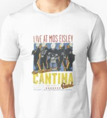 Cantina Band On Tour Unisex T-Shirt