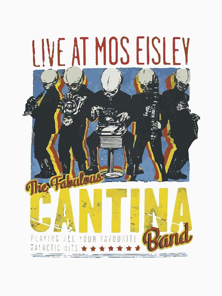 Cantina Band auf Tour von Kavinskye
