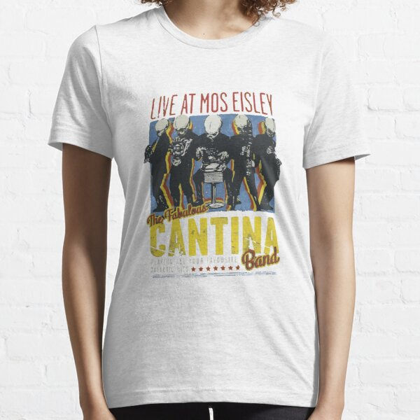 Cantina Band On Tour Essential T-Shirt