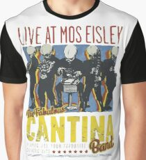 Cantina Band On Tour Graphic T-Shirt