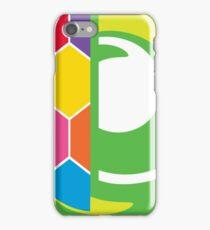 Rubik's Twist iPhone Case/Skin