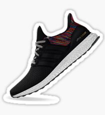 new styles temperament shoes online retailer Ultra Boost Stickers   Redbubble