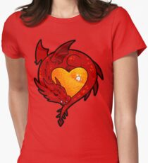 Smaug Women's Fitted T-Shirt