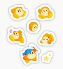 Waddle Overload! Sticker