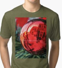 World in a Bauble Tri-blend T-Shirt