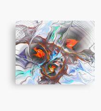 Dragon Nest Metal Print