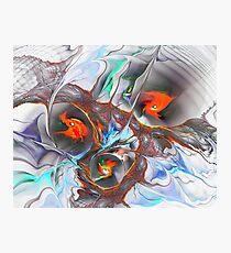 Dragon Nest Photographic Print