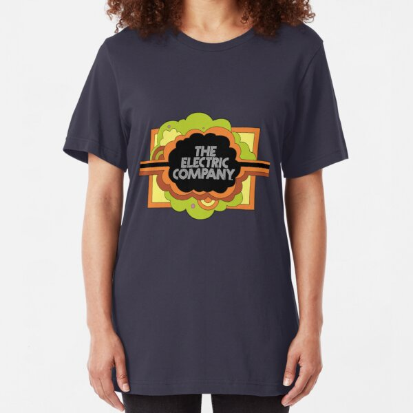 Electric Company Slim Fit T-Shirt