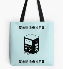 Pixel BMO and the Sentient Sandwich Tote Bag