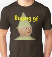 Gnome Child Buying Gf Unisex T-Shirt