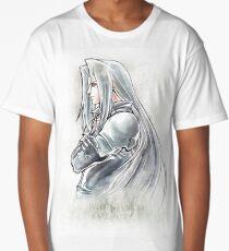 Sephiroth Artwork Final Fantasy VII Long T-Shirt