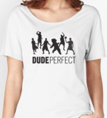 Dude Perfect Women's Relaxed Fit T-Shirt