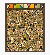 DENVER Photographic Print