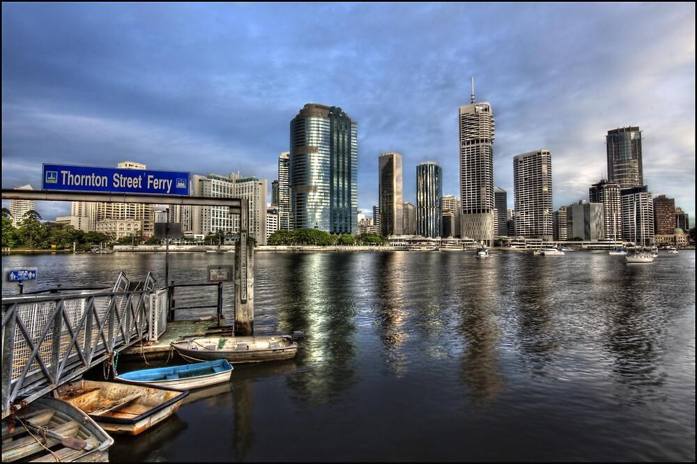 Good Morning Brisbane by Nam Ngueyn