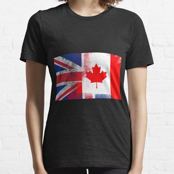 Canada Flag T-SHIRT Candian Maple Leaf Sport Toronto Games birthday fashion gift