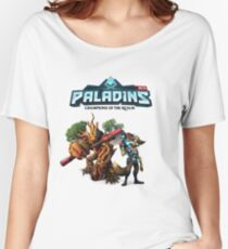 Paladins- Grover and Pip Women's Relaxed Fit T-Shirt