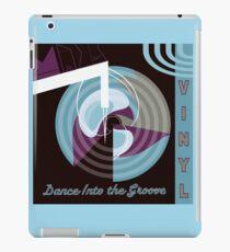 Vinyl Groove iPad Case/Skin