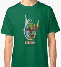 battle beasts 7. Horny Toad Classic T-Shirt