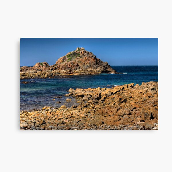 0518 Mimosa Rocks - NSW Canvas Print