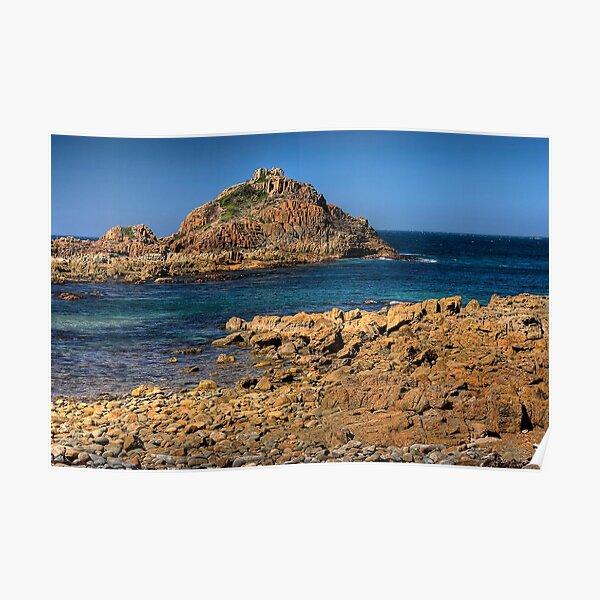 0518 Mimosa Rocks - NSW Poster
