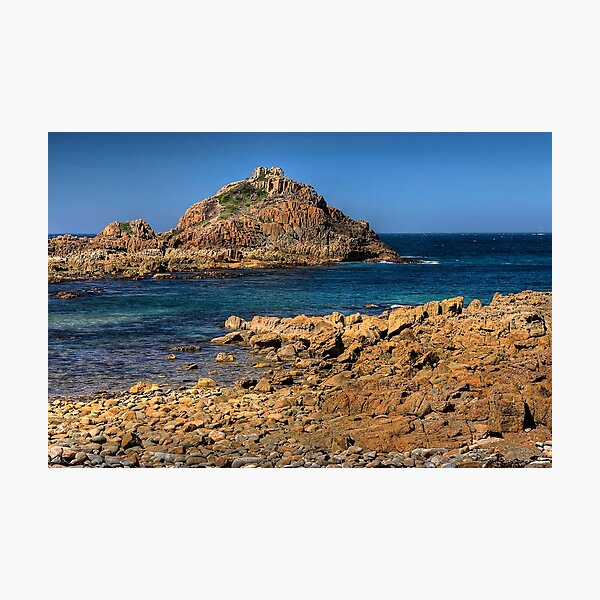 0518 Mimosa Rocks - NSW Photographic Print