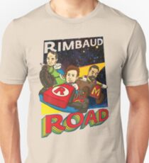 Rimbaud Road Unisex T-Shirt