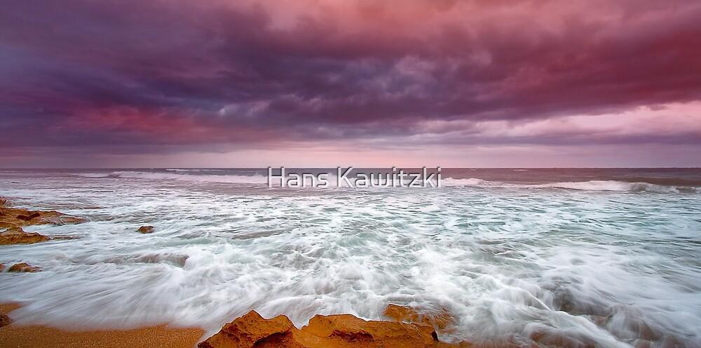 0522 Evening Storm - Barwon Heads by Hans Kawitzki