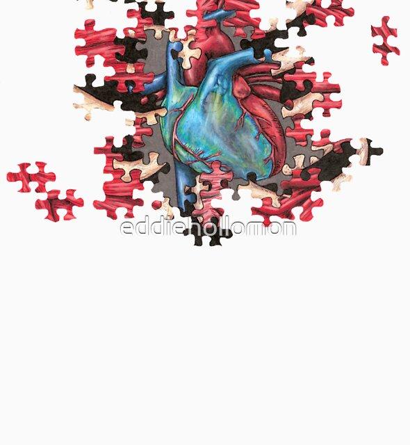 Puzzled by eddiehollomon