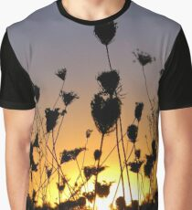When the Day is Short Graphic T-Shirt