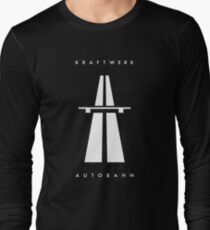 Autobahn Kraftwerk Inspired Long Sleeve T-Shirt