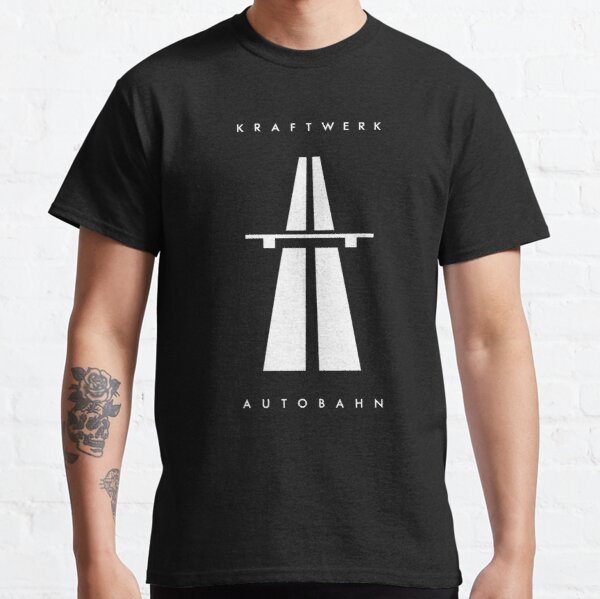Autobahn Kraftwerk Inspired Classic T-Shirt
