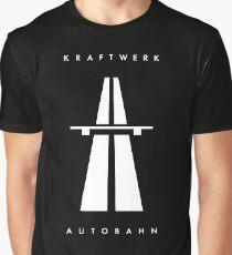 Autobahn Kraftwerk Inspired Graphic T-Shirt