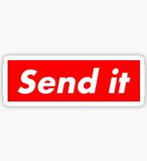 Sende es sup Sticker