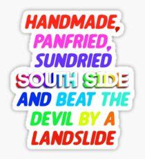 Sunday Candy South Side Sticker