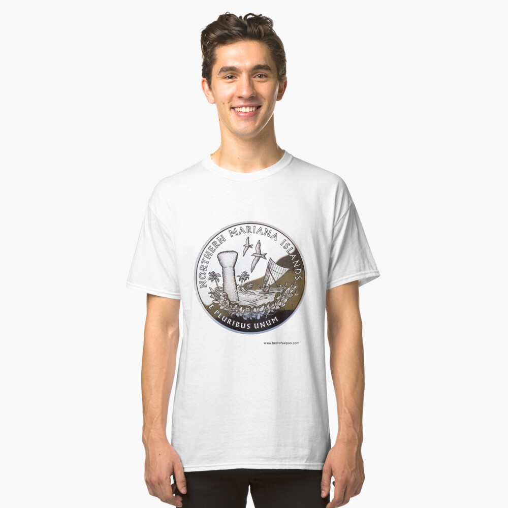 NMI Coin! Classic T-Shirt