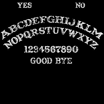 OuiJa Original by DarkChoocoolat