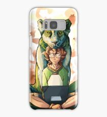 The Green Lion Samsung Galaxy Case/Skin