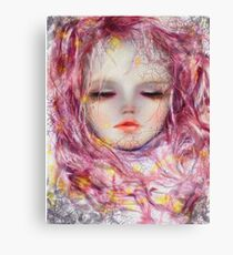 The Superficiality of Sleep Canvas Print