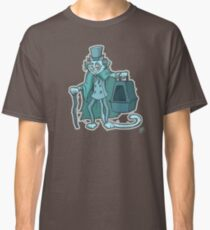 Catbox Ghost (by Richard Wallace) Classic T-Shirt