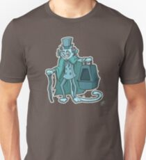 Catbox Ghost (by Richard Wallace) Unisex T-Shirt