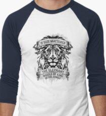 The Elephant Would Be King Jiu Jitsu T-Shirt