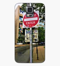Do Not Enter - But Please Tag Case/Skin for Samsung Galaxy
