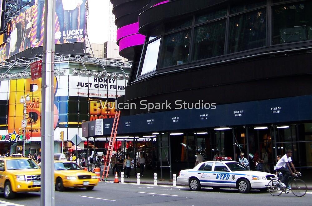 NY NY by Vulcan Spark Studios