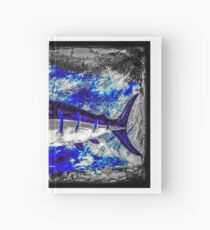 Blue Marlin Hardcover Journal