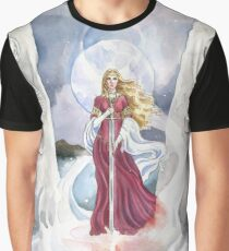 Lady of the Lake Graphic T-Shirt