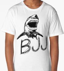 BJJ Shark Jiu Jitsu Long T-Shirt