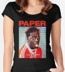 lil yachty Women's Fitted Scoop T-Shirt