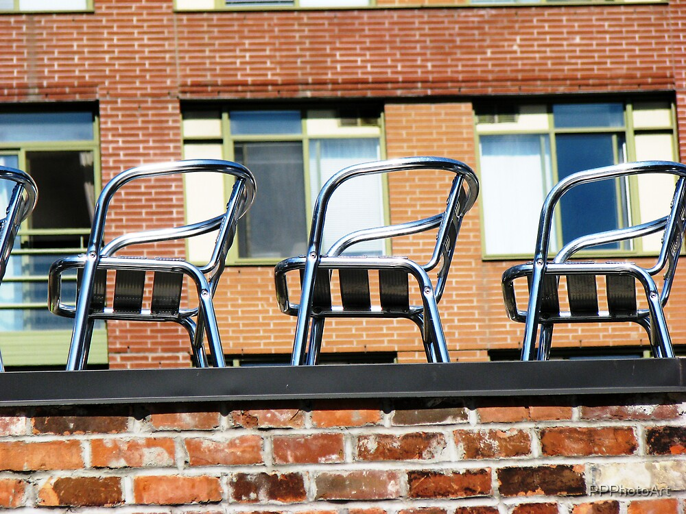 Chairs by PPPhotoArt