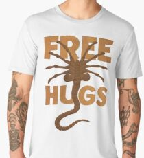 Facehugger Men's Premium T-Shirt
