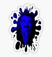 Tom Selleck / Frank Reagan - Celebrity (Dark Fashion) Sticker